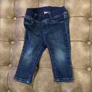 Baby Gap my first legging jeans size 6-12 months